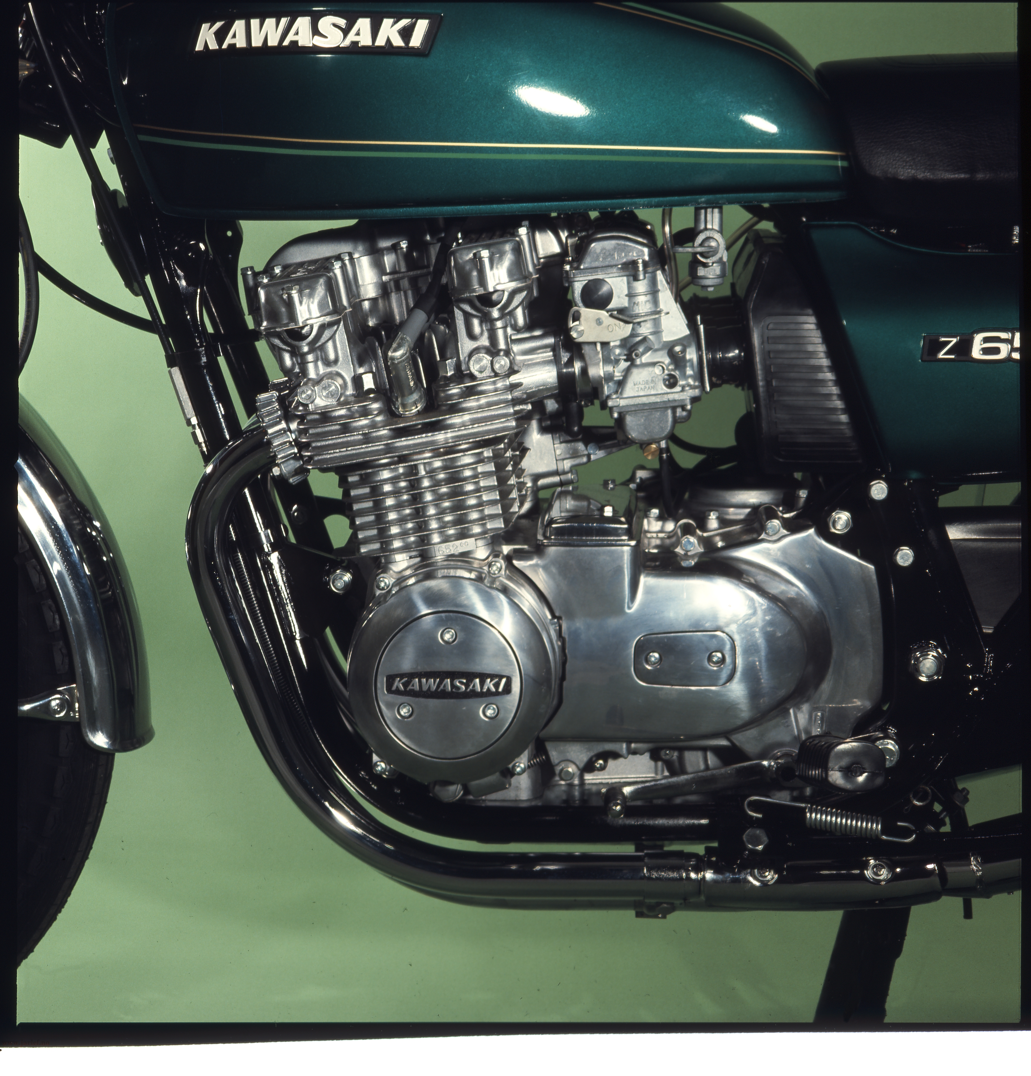Z650 1976 to 1983