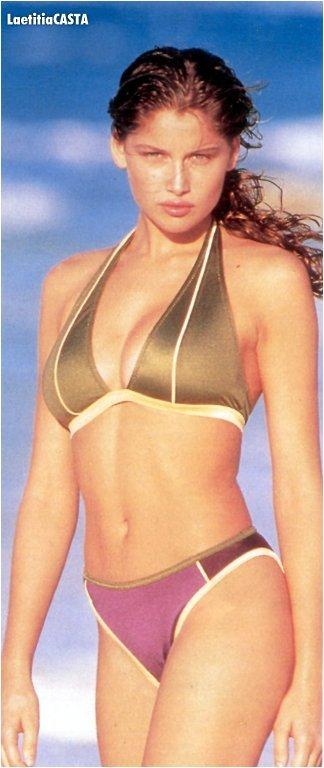 Casta bikini laetitia 61 Hottest