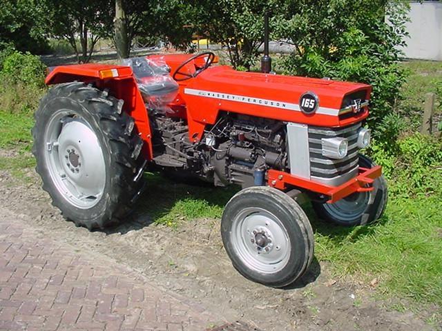 Massey 175 Diesel : Mf part
