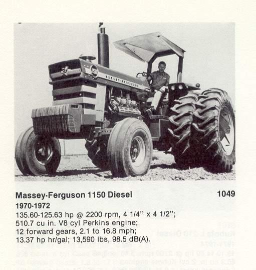 Massey Ferguson 2745 Problems : Mf big